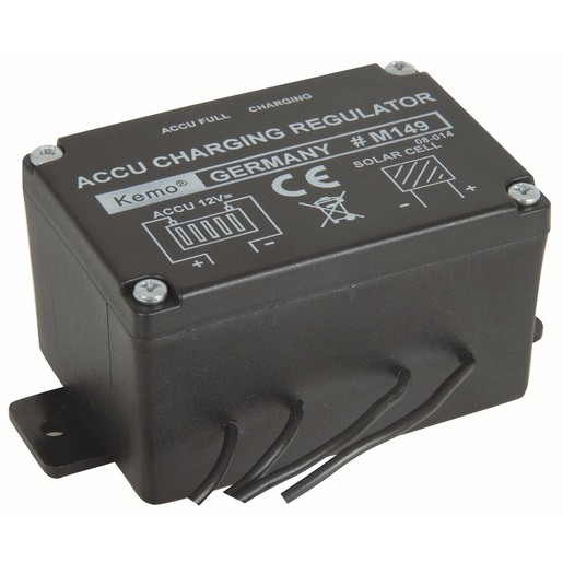 12V 6A Battery Charging Regulator for So