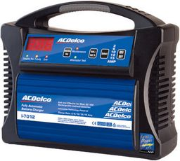 AC DELCO I-7012 BATTERY CHARGER 12 VOLT