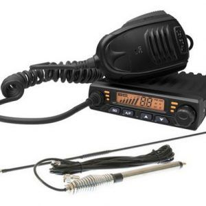 DB477EPK crystal mobile 80watt uhf & antenna kit