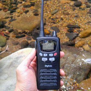 UHF Radio Batteries