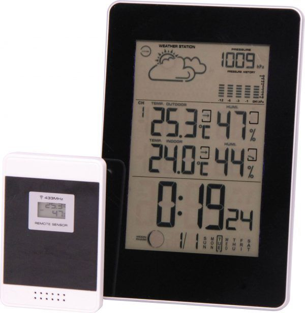 X7026 WEATHER STATION