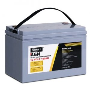 GIANTZ 100Ah Deep Cycle Battery